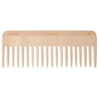 Sinelco Bamboo b3 antistatische houten afrokam sibel