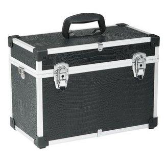 Sinelco Compact croco beauty case 38X20X27CM SIBEL