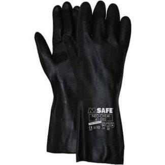 M-Safe First Choice neopreen handschoen 8/M