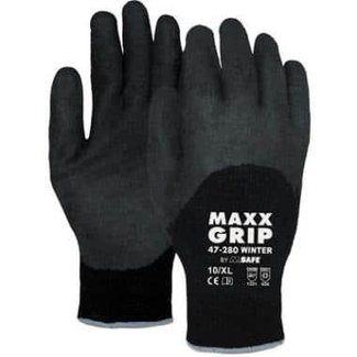 M-Safe M-Safe Maxx-Grip Winter 47-280 handschoen 10/XL