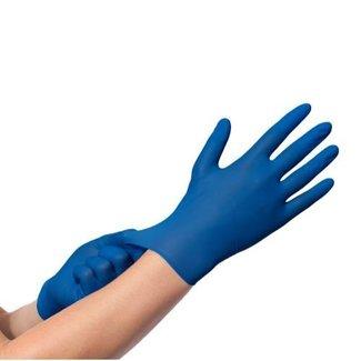 Comforties Comforties Latex handschoenen Blauw 100 stuks