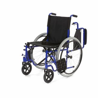 Romed Standaard rolstoel Romed Dynamic Blue