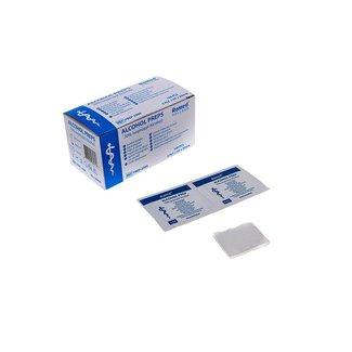 Romed Alcoholdoekjes desinfecterend 100 stuks (steriel verpakt)