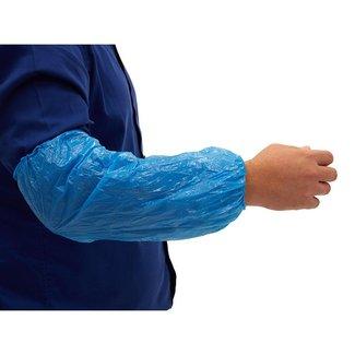 Romed Romed pe mouwovertrek / mouwhoezen blauw