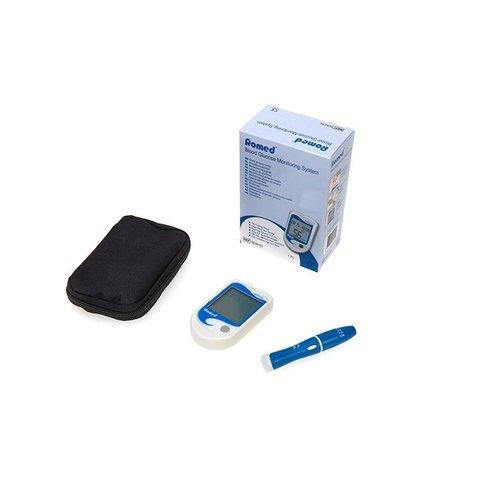 Romed Romed Bloedsuikermeter / Bloedglucosemeter
