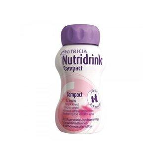 Nutricia Nutridrink Compact drinkvoeding Aarbei