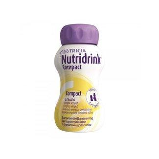 Nutricia Nutridrink Compact drinkvoeding banaan
