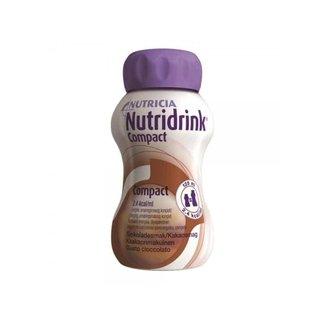 Nutricia Nutridrink Compact drinkvoeding Chocolade