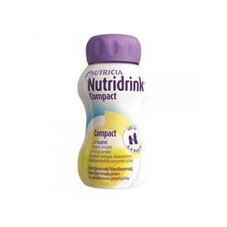 Nutricia Nutridrink Compact drinkvoeding Vanille