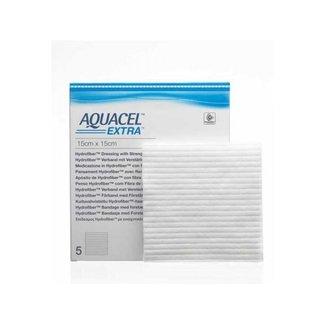 Aquacel Aquacel Extra Hydrofiber wondverband steriel 15x15cm