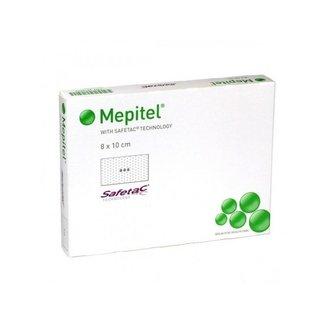Mepitel Mepitel siliconen wondcontactlaag 8x10cm