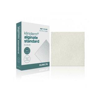 Klinion Kliniderm Alginate Standard alginaat wondverband 5x5cm