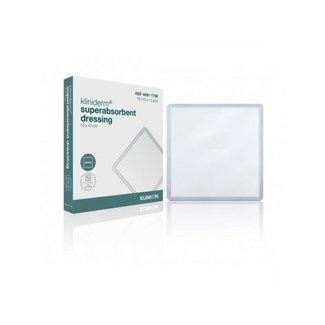 Klinion Kliniderm Superabsorberend verband steriel 10x10cm (10)