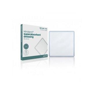 Klinion Kliniderm Superabsorberend verband steriel 20x20cm
