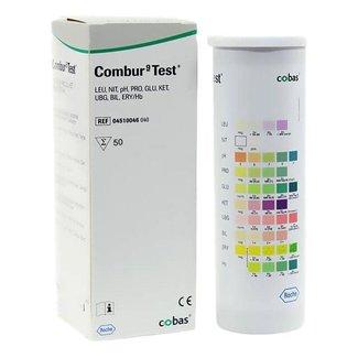 Roche Roche combur 9 teststrips - 50 stuks