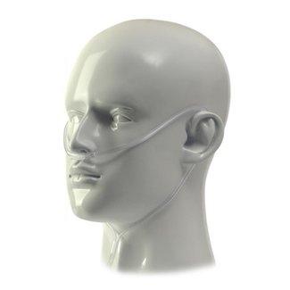 Intersurgical Intersurgical zuurstofbril volwassenen rechte prong, zuurstofslang 1,8m 1161000