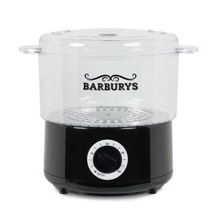 Sinelco Barburys hot towel steamer tommy