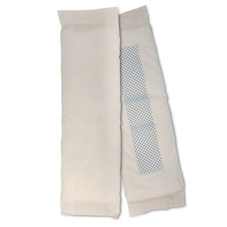 Absorin Absorin incoverband classic met plakstrip wit ref 7010
