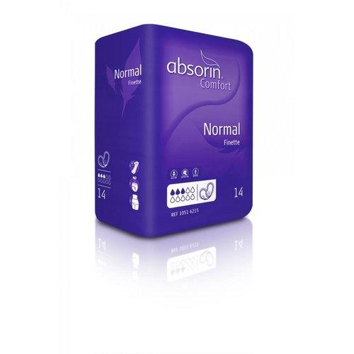 Absorin Absorin comfort finette inlegger normal 10516215