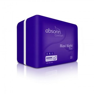 Absorin Absorin finette inlegger maxi night 10516255