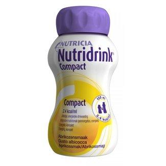 Nutricia Nutricia nutridrink compact dieetvoeding 125ml abrikozen 79778