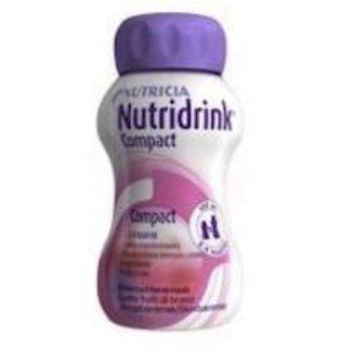 Nutricia Nutricia nutridrink compact dieetvoeding 125ml bosvruchten 79785