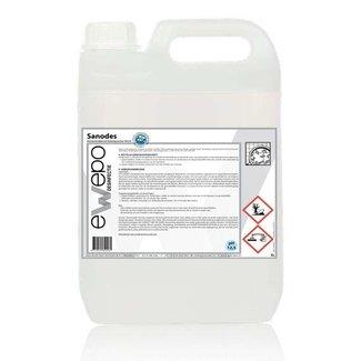Ewepo Sanodes Desinfectiemiddel 5 liter