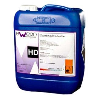 Ewepo Ewepo Zuurreiniger Industrie 10 liter