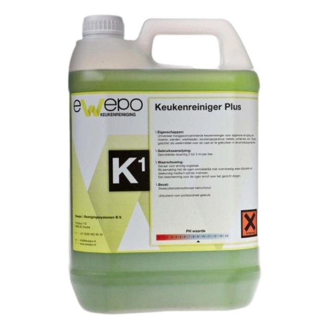 Ewepo Ewepo Keukenreiniger plus 5 liter