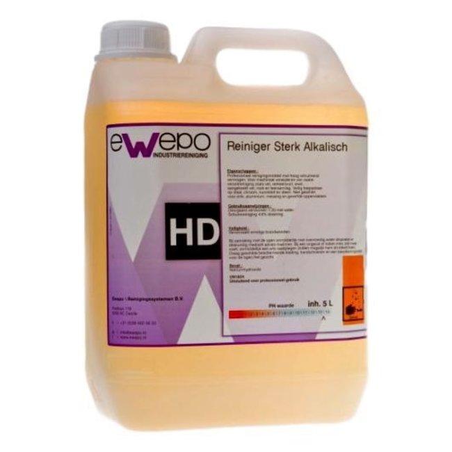 Ewepo Ewepo HD Reiniger sterk alkalisch 5 liter