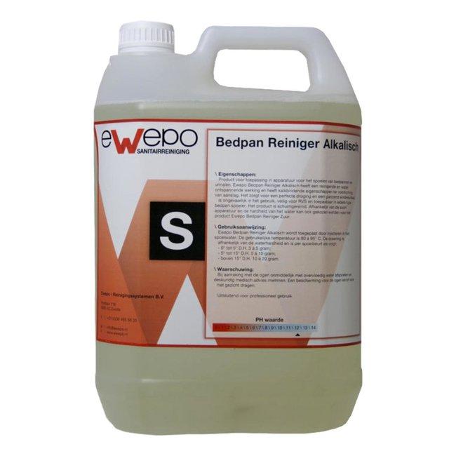 Ewepo Ewepo Bedpan reiniger alkalisch 10 liter