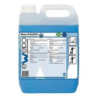 Ewepo Ewepo Kleen-D Multifris 5 liter