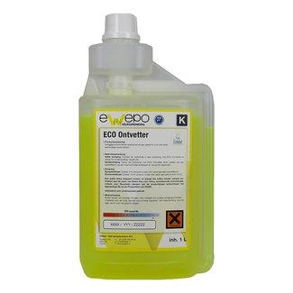 Ewepo Ewepo Eco Ontvetter hoogconcentraat keuken 1 liter