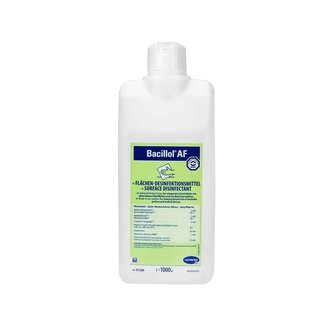 Hartmann Bacillol AF liquid 1000ml