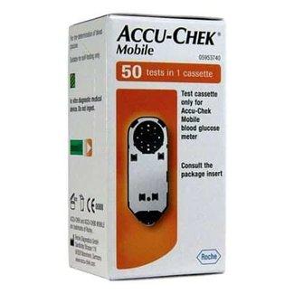 Accu chek Accu-Chek Mobile Teststrips 50 stuks