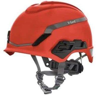 MSA MSA V-Gard H1 Novent veiligheidshelm rood