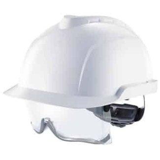 MSA MSA V-Gard 930 ongeventileerde veiligheidshelm wit
