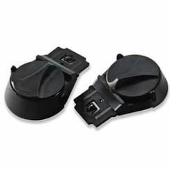 uvex 9924-010 helmadapter zwart