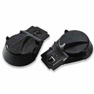 Uvex uvex 9924-010 helmadapter zwart