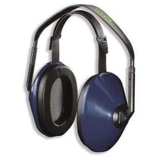 Uvex uvex 1 2500-000 gehoorkap met hoofdband blauw