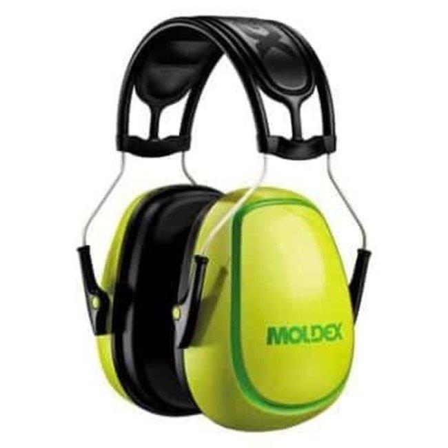 Moldex Moldex M4 611001 gehoorkap met hoofdband geel