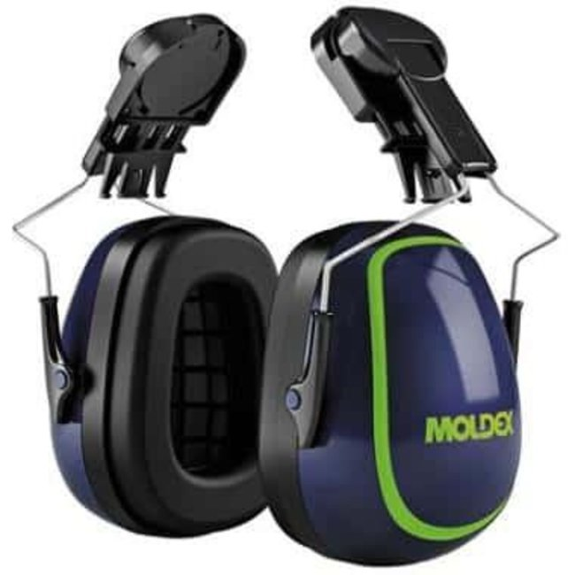 Moldex Moldex MX-7 614001 gehoorkap met helmbevestiging zwart