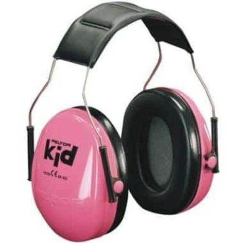 3M 3M Peltor Kid gehoorkap met hoofdband roze