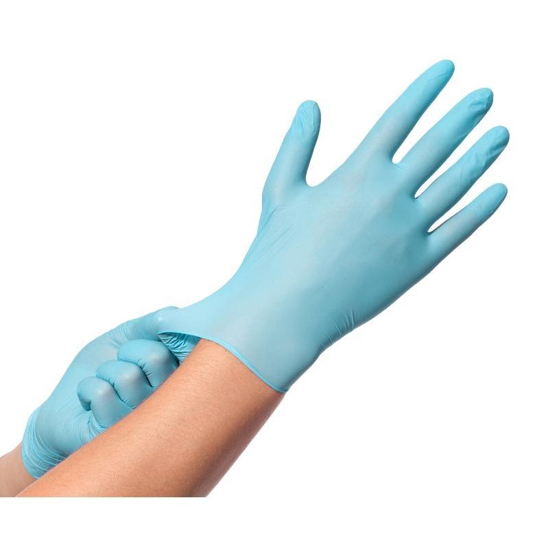 Onderzoeks handschoenen