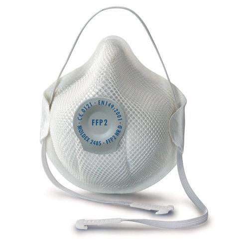 Moldex Moldex 248501 stofmasker FFP2 NR D met uitademventiel
