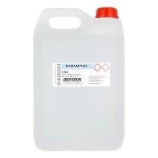 Denteck Gedestilleerd water Aquapur 5 liter