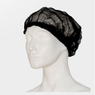 Huismerk Haarnetjes zwart 100 stuks
