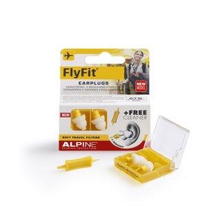 Alpine Alpine - FlyFit oordopjes - 1 paar (2 stuks)