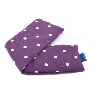 Blue Badge Lavendel tarwezak  - paars gestipt