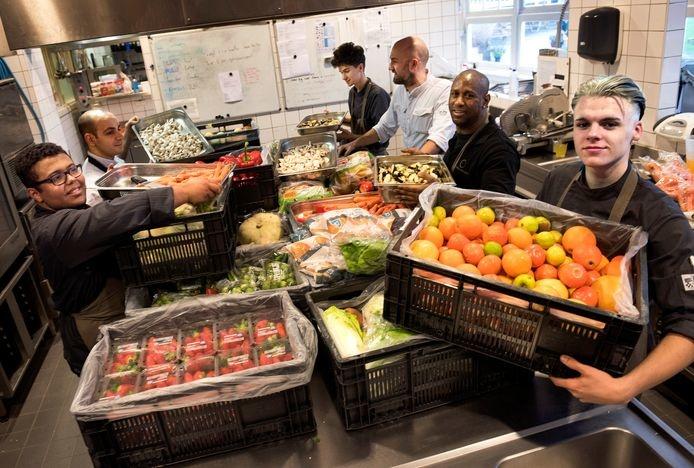 In de media: Algemeen Dagblad over The Colour Kitchen